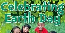 Earth Day / Books about Earth Day to share with children.