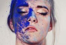 Tudo azul! / Inspiradoras imagens com predominância da cor azul! / by Andréa Peixinho