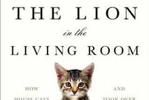 Cats: Books for People Who Love Cats / Are you a cat lover? Here are some great books for you to enjoy.