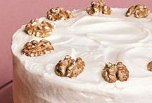 recipes: sweets -- cakes, cupcakes, muffins / by Joan Ramsay