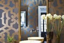bathrooms / Decorating bathrooms