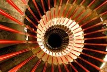 Stairways / by Dusky Loebel