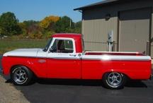 cars & trucks / I love things old!
