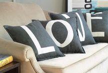 Em minha casa / Objetos que desejo ter em meu lar.