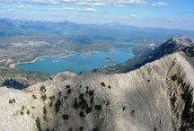Greece:CentralGreece / Counties of mainland Greece are Athens today, EVRITANIA, FOKIDA, FTHIOTIDA, VIOTIA, the island of EVIA and ATTIKA with THE ARGOSARONICOS ISLANDS ( Aegina, Poros,  Hydra,  Spetses,  Agistri,  Salamina,  Dokos ) and the islands of KYTHERA and ANTIKYTHERA.