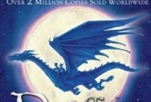 Dragon books for early readers to middle graders / A list of dragon books for early to middle readers, from chapter books to middle-grade books. Inspired by my 8-year-old nephew's love of dragons and books about dragons.