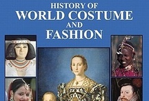 Fashion: Historical / Books about historical fashion.