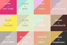 Color / I love colour.