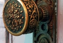 Doors and knobs