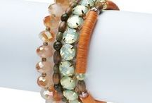 Jewelry ideas and tutorials / Tutorials and inspiration for bracelets and necklaces.