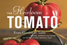 Heirloom Gardening / These books will help you learn how to garden using heirloom seeds, as well as tips for growing heirloom flowers and vegetables and seed saving techniques.