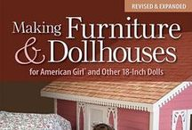 Dolls & Dollhouses / Books about dollhouses, dolls and miniatures.