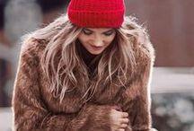 Esfriou! / Looks capturados em dias bem frios!