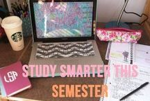 Welcome to College / Tips and Tricks for college students