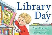 Let's Go to the Library / Taking your child to the library? Check out these great books!