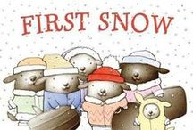 Let It Snow / This list has some great books for children about snow and winter.
