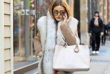 Ícones de estilo / As mais bem vestidas do mundo! / by Andréa Peixinho