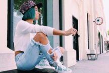 Estilos / Os diferentes estilos dentro da moda.