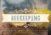Bees and Beekeeping / A great selection of books for beekeepers both new and old.