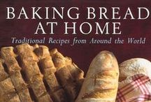 Bread Making / Freshly baked bread is one of the best tasting food items around. Here is a great selection of books to choose from, for any skill level and interest.