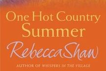Hot Days...Hot Books / Hot...heat...sizzling - it's summer and more than ever, people are looking for some 'hot' reads.