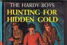 Hardy Boys / The Hardy Boys, Frank and Joe Hardy, are fictional characters who appear in various mystery series for children and teens. The books have been written by many different ghostwriters over the years. The books are published under the collective pseudonym Franklin W. Dixon. ~Wikipedia
