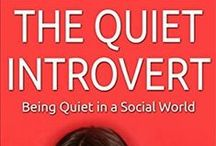 Introverts / Introverts are people who primarily look inward, paying close attention to their thoughts and emotions.  This board contains a selection of  books for introverts on the topics of solitude, silence and simplicity.
