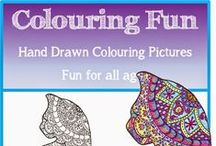 Coloring Pages for Adults / Coloring is an activity dedicated not only for children - grown-ups can also have fun with coloring pages! Most of these are free to print...