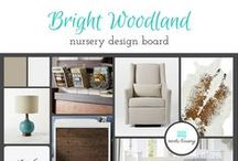 Best of nextNursery design boards / Design Boards for your baby's room put together with a professional look.  Filter by style, gender and budget!