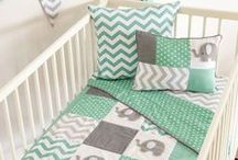 nursery bedding / The best sources for bedding for your baby's room