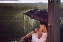 ***Ének az esőben...***