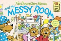 Books for Messy Kids / Children of all ages will surely connect with one of these 'messy' books!