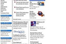 Web Design 1996 / Discover forgotten trends in web design. Look at how the websites looked in 1996.