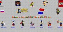 Lego timeline 1997 – 2016 / Look through the development of Lego websites on a timeline.