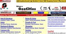 Web Design 1998 / Discover forgotten trends in web design. Look at how the websites looked in 1998.