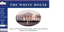 The White House timeline 1997 – 2017 / Look through the development of The White House websites on a timeline.