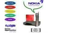 Nokia timeline 1996 – 2017 / Look through the development of Nokia websites on a timeline.