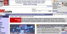 CNN.com timeline 2000 – 2016 / Look through the development of CNN.com websites on a timeline.
