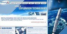 SpaceX timeline 2002 – 2017 / Look through the development of SpaceX websites on a timeline.