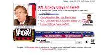 Fox News timeline 1996 – 2017 / Look through the development of Fox News websites on a timeline.