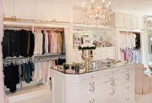 Closet / Future closet ideas! / by Hannah Rae