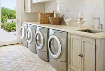 Laundry Room / by Hannah Rae