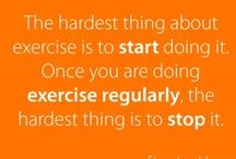 Go you Chicken Fat Go! / Exercise/ Weightloss