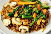 Noodles Recipes / Week night meal crisis is averted with these easy noodles recipes.  / by Fuss Free Cooking