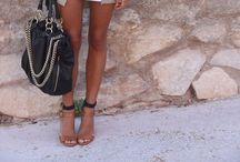 Fashion! / by Rebecca Harrison