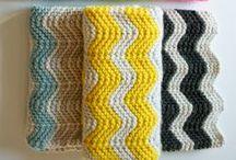 Crocheting & knits