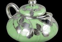 Antique Tea Pots