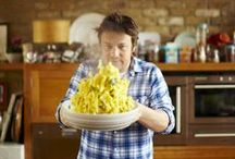 the king, jamie oliver