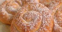 Pâtes levées, pains, brioches et viennoiseries / Recettes à base de levure de boulangerie