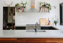 Kitchen Envy / Beautiful kitchens from around the world to lust after.